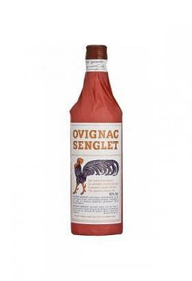 Eierliqueur Ovignac Senglet