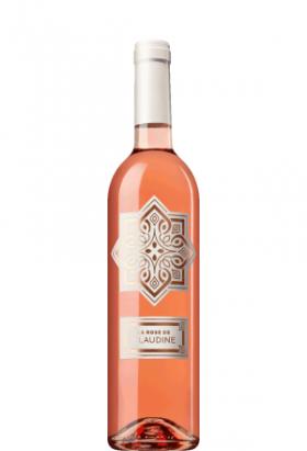 LA ROSE DE CLAUDINE 2018 Rosé IGP Pays d'OC Rosé (75cl)