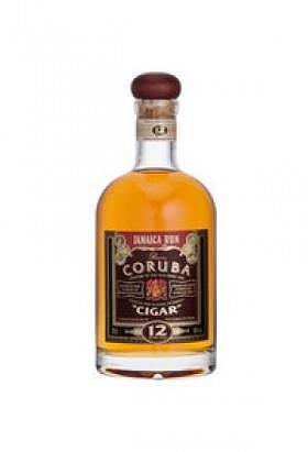 Rum Coruba Cigar 12 years old, Jamaica