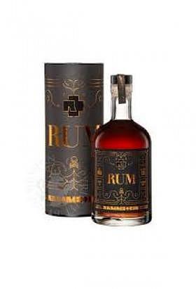 Rammstein Rum 12 years old, Melasse Caribic Assemblage