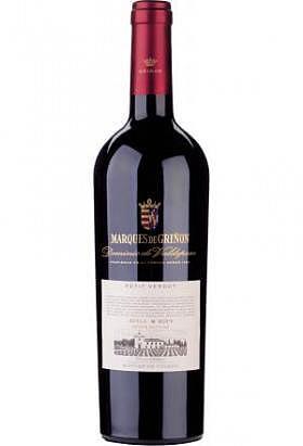 Petit Verdot Vinos de Pagos de Valdepusa DO 2011/13, Marques de Grinon Toledo (75cl)