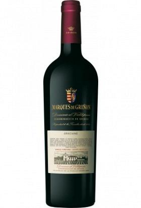 Graciano Vinos de Pagos de Valdepusa DO 2011/13, Marques de Grinon Toledo (75cl)
