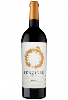 Benziger 2017 Merlot Sonoma County California (75cl)