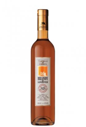 Castello di Meleto Brandy 42% Toscana, Brandy di Sangiovese (50cl)